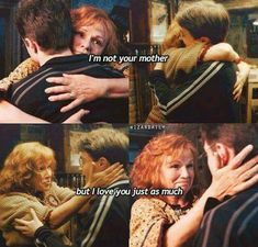 Molly and Harry Harry Potter Pictures, Harry Potter Quotes, Harry Potter Love, Harry Potter Universal, Harry Potter Fandom, Harry Potter World, James Potter, Hogwarts, Must Be A Weasley
