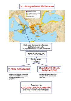 Risultati immagini per mappa concettuale storia dai greci ai romani classe quinta