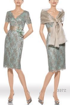 Vestido de madrina modelo 3372 by Teresa Ripoll | Boutique Clara. Tu tienda de vestidos de fiesta.