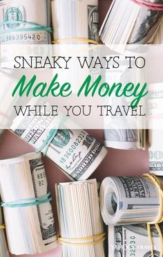 Best Work at Home Jobs for Moms Travel Jobs, Travel Money, Budget Travel, Travel Hacks, Business Travel, Travel Ideas, Travel Careers, Van Travel, Business Ideas