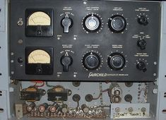 Fairchild compressor. I'd love to try one out.