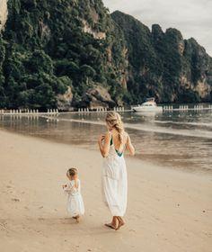 Barefoot Blonde- Amber Fillerup in Thailand