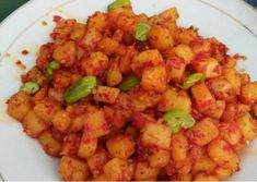 Resep Cara Memasak Sambal Goreng Kentang Petai Nikmat Monthly Meal Planning, Yummy Food, Tasty, Indonesian Food, Cauliflower, Food And Drink, Menu, Cooking Recipes, Dishes