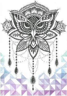 owl tattoo - Google keresés