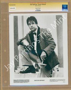CX134 CGC Photo Dan Akroyd Doctor Detroit 1983 | eBay