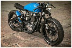 "Motorbike Gallery: Classified Moto's '92 Honda CB250 - ""MoHawk 250 ..."