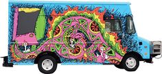 Food Truck Wraps: Lomo Lomo | Big Picture - Wide Format Printing