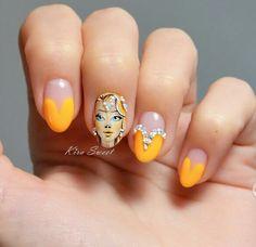 Kira Sweet nails