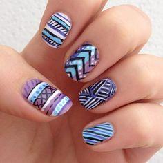 Instagram photo by nailart101official  #nail #nails #nailart