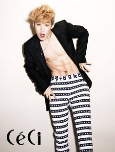 Image result for henry lau abs
