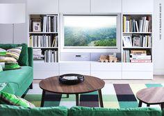 Onze UPPLEVA TV's passen de helderheid van het scherm automatisch aan, afhankelijk van hoe helder het is in de kamer. Zo krijg je niet alleen een betere beeldkwaliteit, maar verminder je ook je energieverbuik.