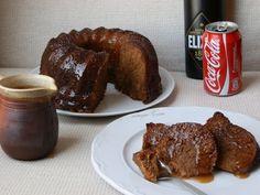 Comoju: Bizcocho Cuba Libre (Ron y Coca-Cola)