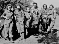 World War II - Women and the Military