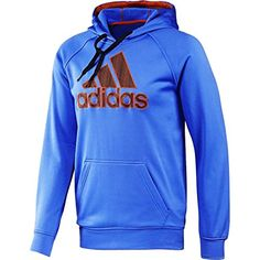 Adidas Men's Performance Tech Fleece Hoodie, Blast Blue, L adidas http://www.amazon.com/dp/B00GJ9DJ72/ref=cm_sw_r_pi_dp_3WxYvb0T4QKZ8