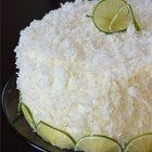 Coconut Cream Cake I - An easy cake using a white cake mix, and moistened with a creamy coconut sauce. You may reduce the amount of sauce if you prefer, and it will still be delicious.