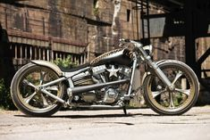 Thunderbike Egoshooter (Harley-Davidson Softail Rocker) All Thunderbike Parts: http://www.harleydavidsononlineshop.de
