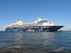 MEIN SCHIFF 2, type:Passenger (Cruise) Ship, built:1997, GT:77302, http://www.vesselfinder.com/vessels/MEIN-SCHIFF-2-IMO-9106302-MMSI-249053000