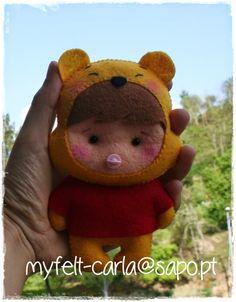 Baby Winnie the Pooh!