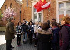 Chińscy studenci wŻmigrodzie - Aktualności - Informacje samorządowe - GMINA ŻMIGRÓD Portal Informacyjny - Urząd Miejski wŻmigrodzie