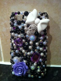 purple skull mix made for any makes or models all custom made