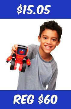 WowWee Elmoji Junior Coding Robot ONLY $15.05! (Reg $65)
