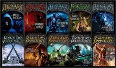 ranger's apprentice series - not Christian books - we all enjoyed these fun adventure stories! :-)