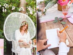 Orange County backyard baby shower | Candice Benjamin Photography | 100 Layer Cakelet