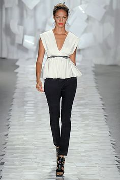 Jason Wu - basic but i like how the top could show off positive assets and disguise negative ones