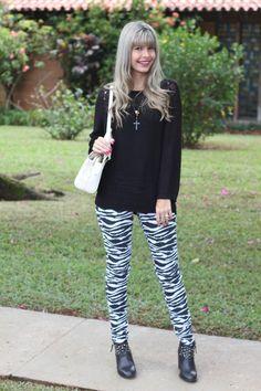 Look – Zebra