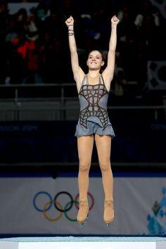 Adelina Sotnikova - Sochi 2014