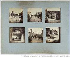 Milan, Venise, Florence, Bologne, Naples, Pompéi : Vues / Jules Audéoud - 54