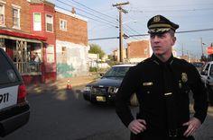 Crime-Ridden Camden To Dump City Police Force