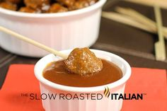 The Slow Roasted Italian - Printable Recipes: The Best Ever! Simple Sweet and Sour Sauce in 15 Minutes