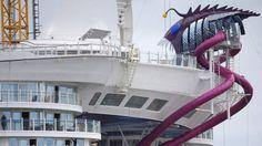 de Harmony of the Seas een varend luxehotel met 2747 kamers   NOS