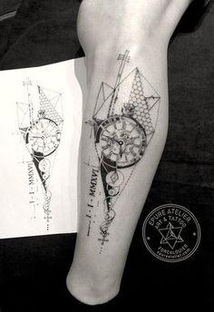 epure-atelier-marie-roura-tattoo-clock.jpg 657×960 pixeles