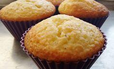 Extreme lemon muffin
