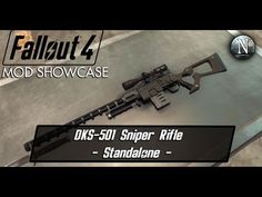 Fallout and NV) Fanart - The sniper rifle that spanned the Fallout universe until the latest entry. I made it game compatible and released it as a standalone weapon mod for Fallout capable of being transformed from a sawed off raider Fallout Weapons, Fallout 4 Mods, Ajin Anime, Fall Out 4, Real Life, Fanart, Universe, Game, Fantasy Weapons