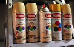 Krylon paint