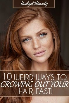 Trying to grow your hair out and not having much success? While there aren't any miracle products out there that'll give you R...