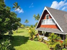 Hanalei Kauai - Faye Cottage