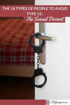 Are you dating a sexual deviant? Click to find out the consequences of dating this type of person and why they are best avoided. Relationship advice | dating tips | sexual deviant