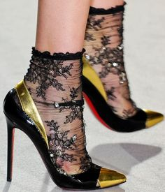 Christian Louboutin - Love and Lace