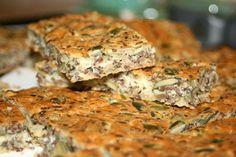 Ett lättbakat och mycket gott lchf-fröbröd som du kommer att tycka är kanongott att ha till kvällsfikat med lite ost och skinka på. Kanon om du äter LCHF.