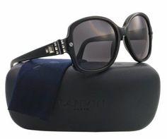 e209902c9 Lanvin Sunglasses SLN 510SN BLACK 700 SLN510SN Ray Ban Sunglasses, Luxury  Branding, Lanvin,
