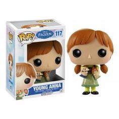 Funko Pop Disney - Frozen - Reine des neiges - YOUNG ANNA