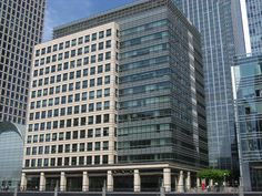 Cesar Pelli & Associates, London, 50 Bank Street, Canary Wharf