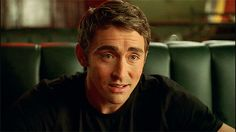 """""""I used to think masturbation meant chewing the food"""" - Pushing Daisies Smile Gif, Pushing Daisies, Lee Pace, Many Faces, Pretty People, I Laughed, How To Look Better, Actors, Junk Drawer"""