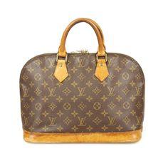 Glück & Glanz - Vintage Louis Vuitton & MCM - 100% Original I  Louis Vuitton Alma
