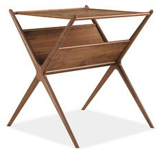 Fitz End Table - End Tables - Living - Room & Board