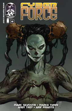 Free digital comics!!  Cyber Force 1-5 http://www.topcow.com/moos/43-latest-moos/768-read-cyber-force-1-5-for-free  Think tank 1 http://www.topcow.com/moos/43-latest-moos/711-download-think-tank-1-free  Son of Merlin #1  http://topcow.com/files/SOM01_reader_lo.pdf  Aphrodite IX #1 http://www.topcow.com/moos/43-latest-moos/751-aphrodite-ix-1-read-now